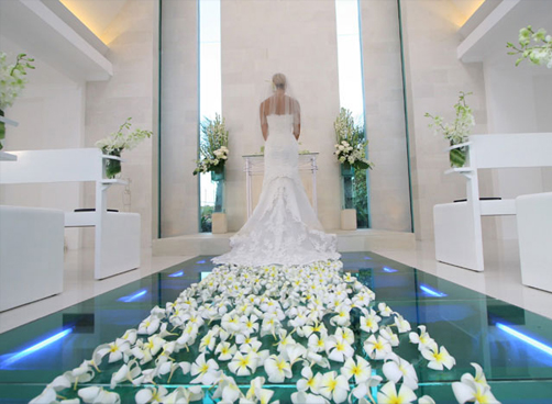 Amanda Chapel Bali weddings with Dream Weddings In Bali