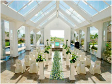 Blue Moon Chapel Bali weddings with Dream Weddings In Bali