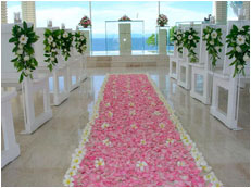 Blue Point Bay Chapel Bali weddings with Dream Weddings In Bali