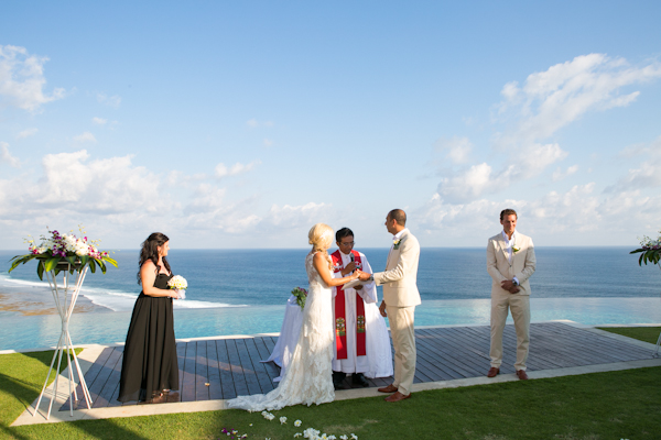 Semara Luxury Villa Resort Bali weddings with Dream Weddings In Bali