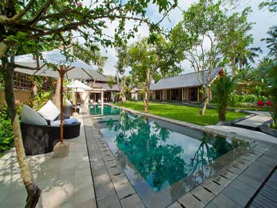 Villa San, Ubud Bali weddings with Dream Weddings In Bali