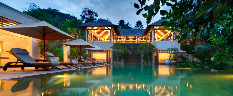 The Arsana Estate Bali weddings with Dream Weddings In Bali