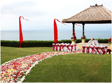 The Istana Bali weddings with Dream Weddings In Bali