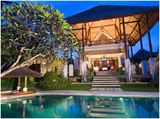 Villa Leha Leha Bali weddings with Dream Weddings In Bali