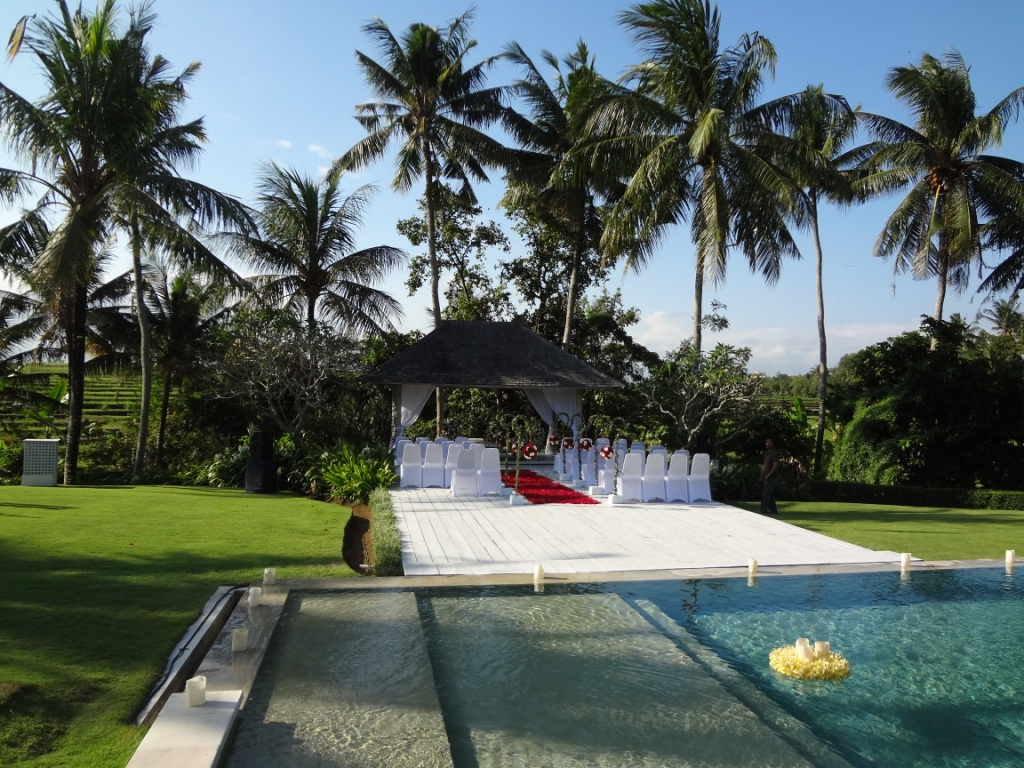 Villa Infinity Bali weddings with Dream Weddings In Bali