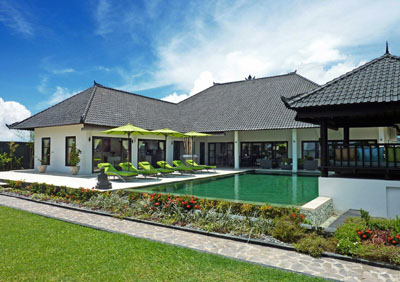 Villa Nujum, Lovina Bali weddings with Dream Weddings In Bali