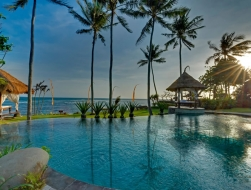 Taman Ahimsa Canggu Bali weddings with Dream Weddings In Bali